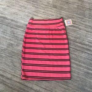 NWT Lularoe Cassie Skirt Size Large